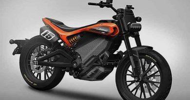 Harley-Davidson XR, Eléctrica