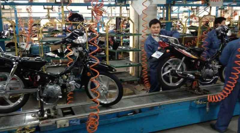 Fábricas en China