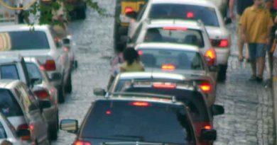Tránsito, Tapón, Viejo San Juan