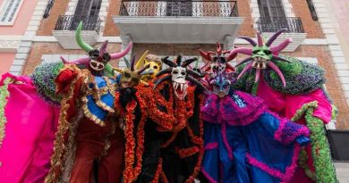 Vegigante, Ponce, Festival