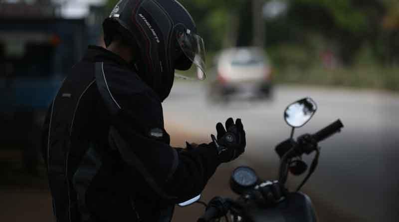 Deja la moto en cuarentena, #QuédateEnCasa