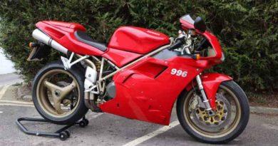 Ducati 996, 1999