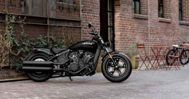 Indian Bobber Sixty, 2020