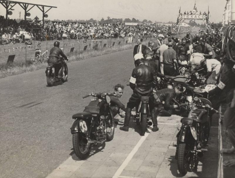 Las carreras en el periodo de entreguerras