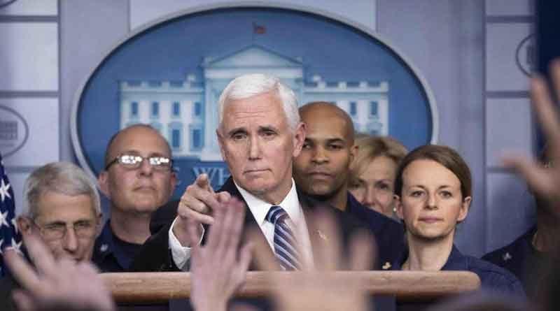 Vicepresidente, Mike Pence