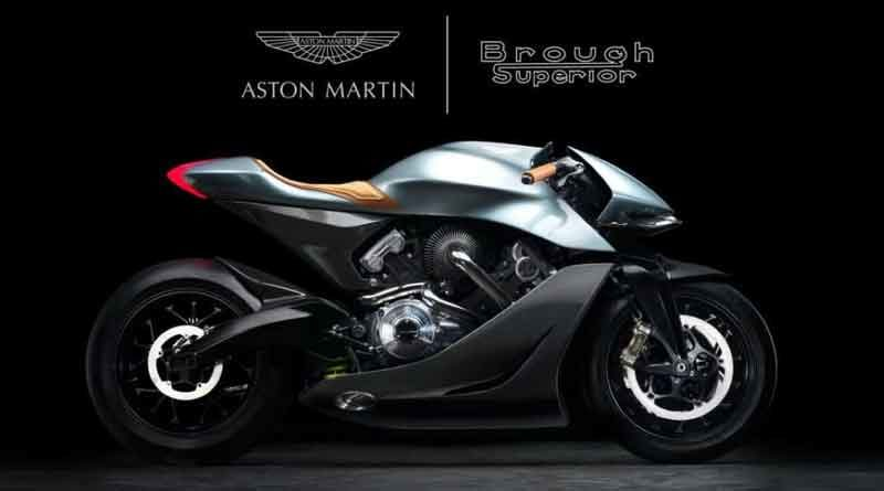 Aston Martin y Brough Superior