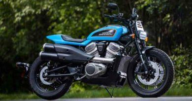 Harley-Davidson flat tracker