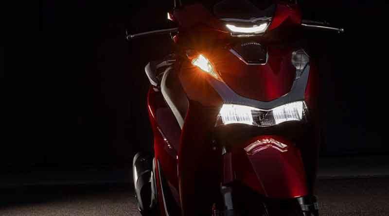 Honda SH125i Scoopy 2020