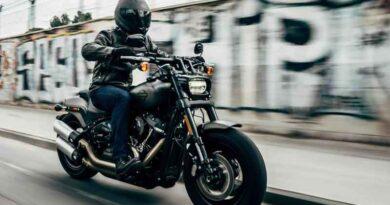 Motora Harley Davidson