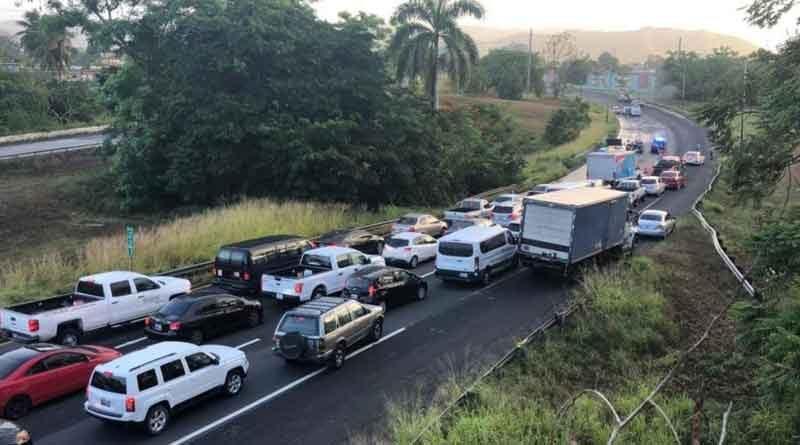 Expreso PR-52 de Caguas a San Juan