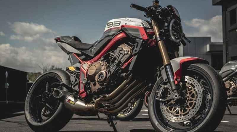 Honda CB650R Mototrofa