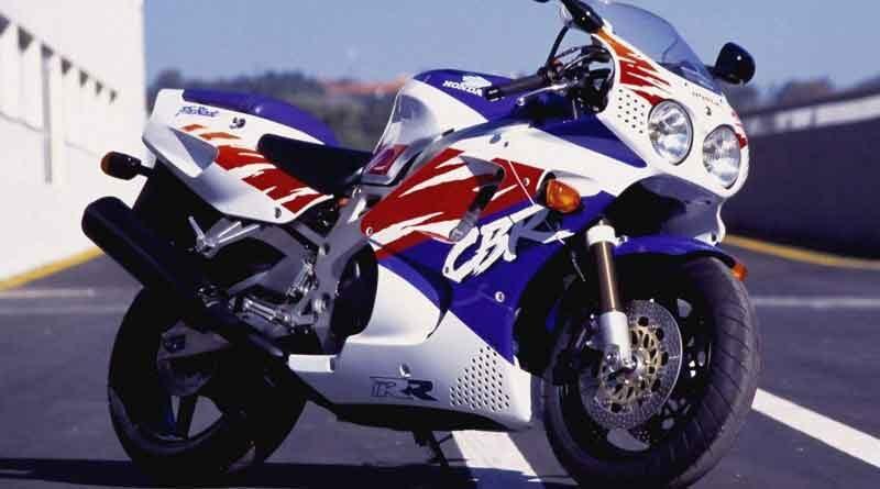 Las 5 mejores motos deportivas de los años 90