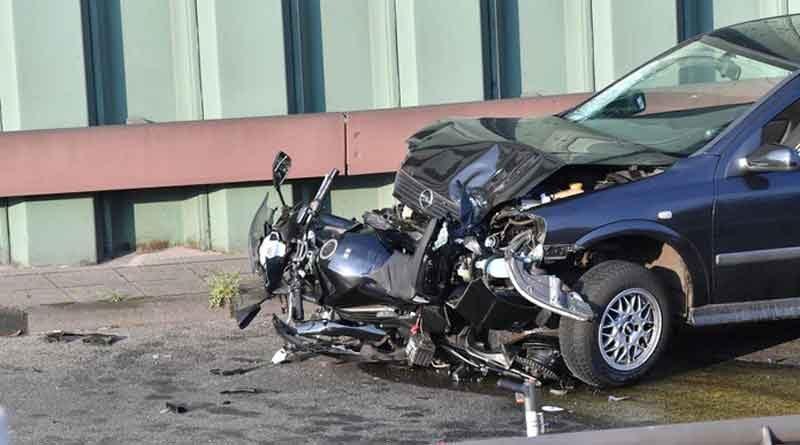 Accidente en Berlín