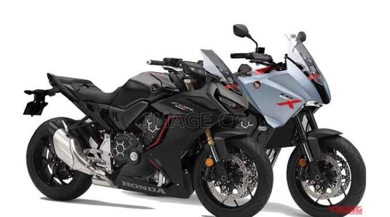 Honda, CBR1000R y CB1000X