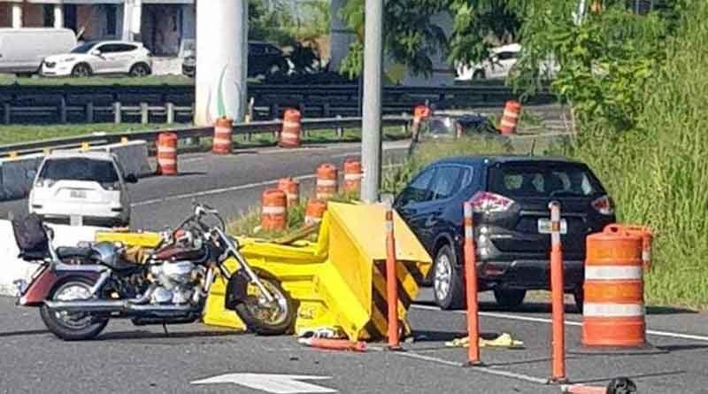 Motociclista pierde la vida en la Ruta 66