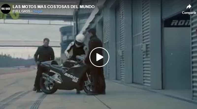 Las motos más costosas del mundo