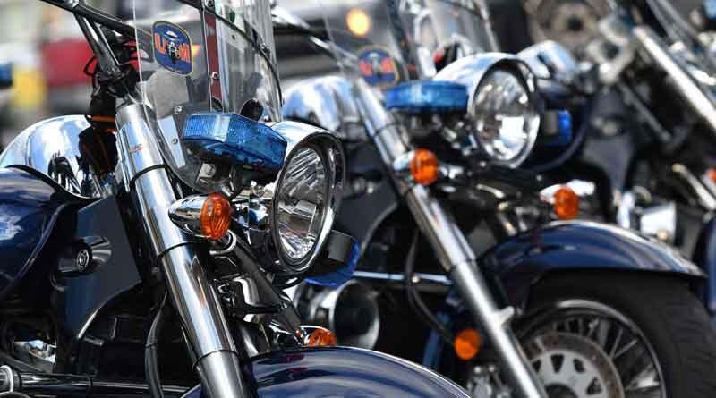 Policia, Motoras, Patrulla
