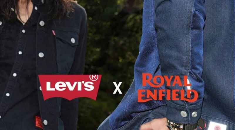Royal Enfield y Levi's