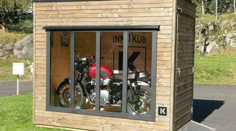 Inno'Kub Motorcycl