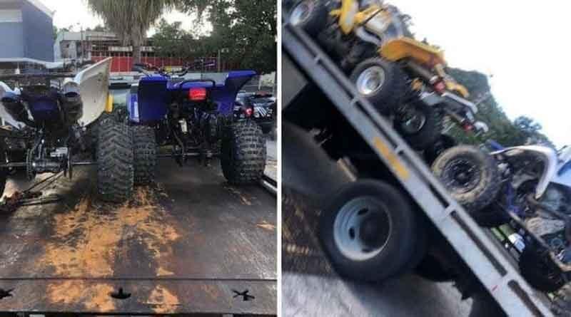 four track, vehículos todo terreno