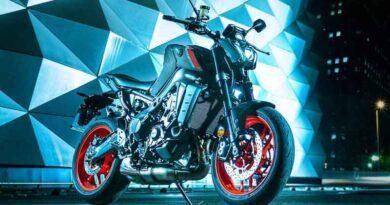Nueva Yamaha MT-09 2021: primeras imágenes