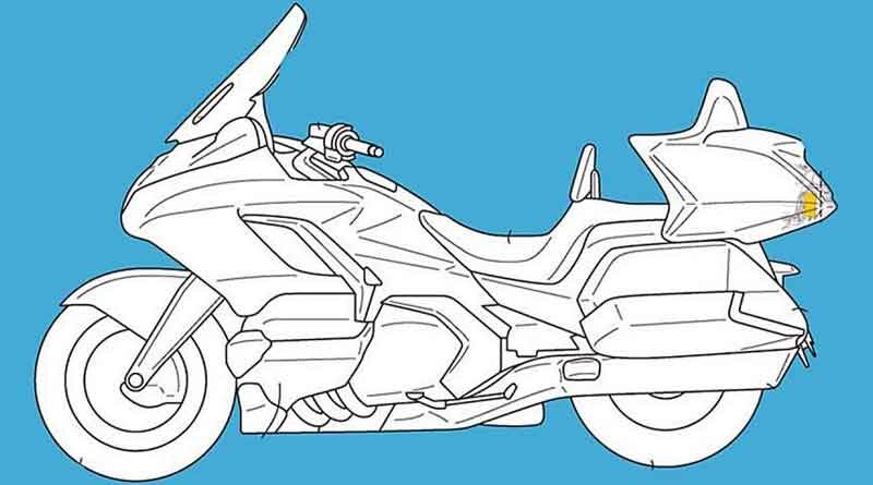 Honda patenta un radar trasero