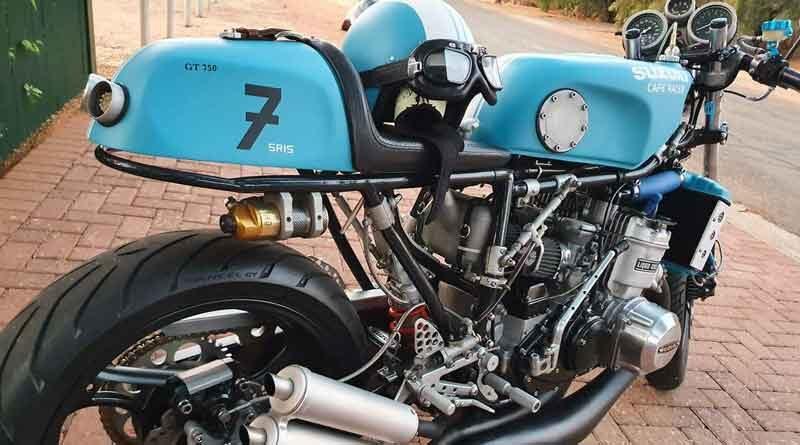 Suzuki GT 750 Cafe Racer