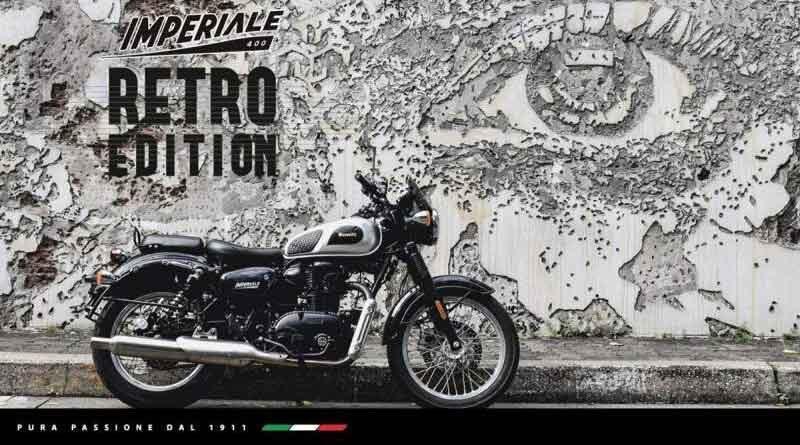 Benelli, Imperiale 400 Retro Edition