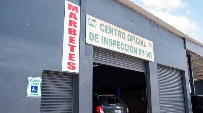 Centros de Inspección