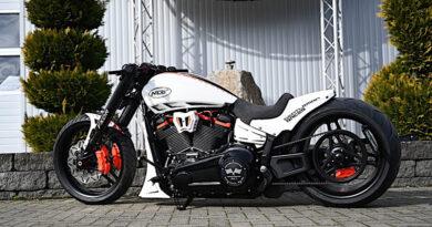 Harley-Davidson Gentleman Racer