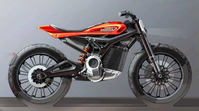 Motos eléctricas de Harley-Davidson