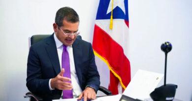 El gobernador Pedro Pierluisi