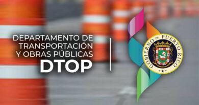 Trabajos en Carreteras, Depósito de Asfalto, Rehabilitación, DTOP, ACT
