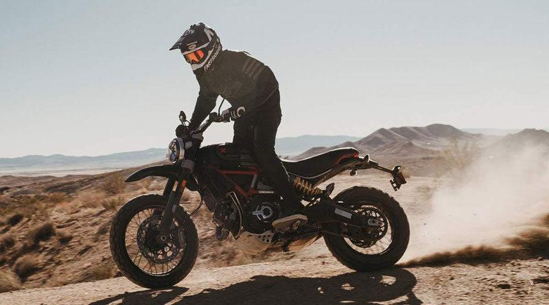 Ducati, Scrambler Desert Sled Fasthouse