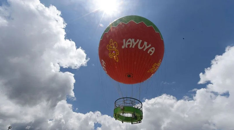 Globo Aerostático de Jayuya