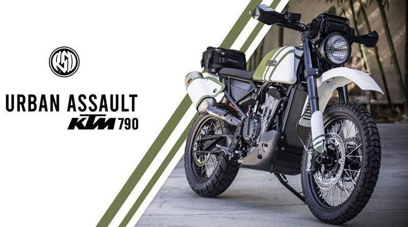 KTM 790 Urban Assault