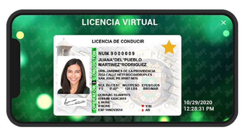 Licencia Virtual