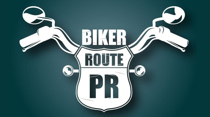 Biker Route PR