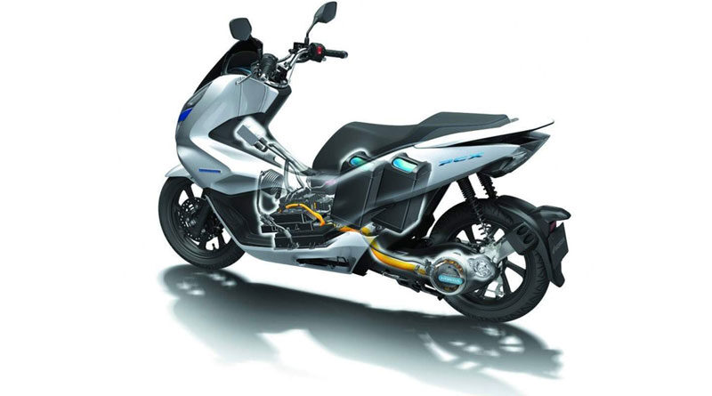 Honda PCX eléctrica