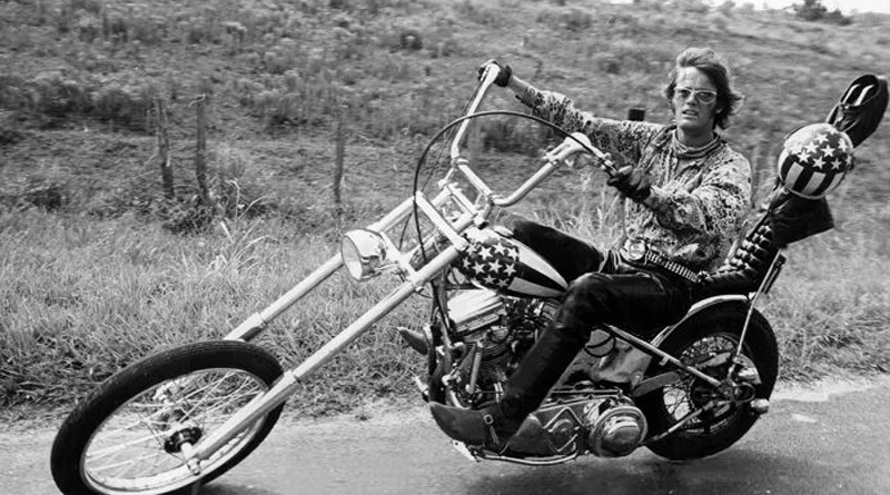 Easy Rider, Captain Aamerica