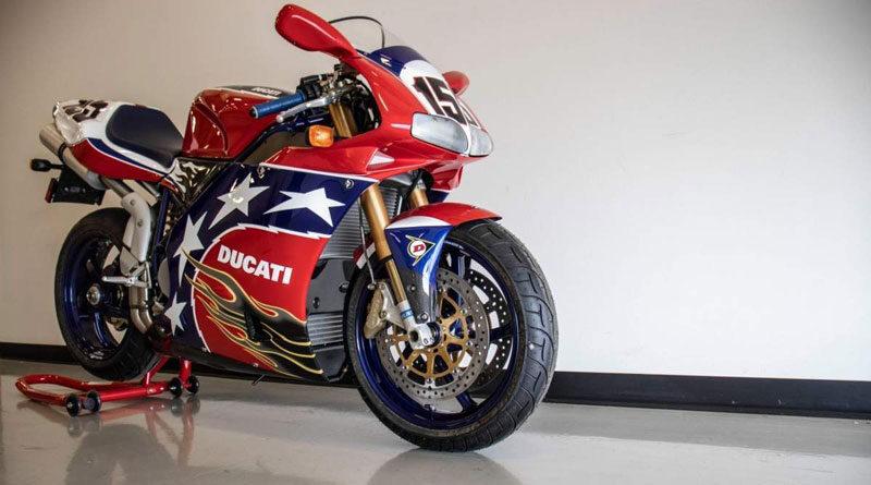 Ducati 998S Ben Bostrom Replica