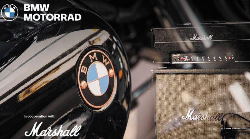 BMW y Marshall