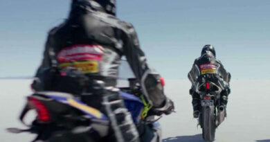 El piloto de moto ciego más rápido del mundo
