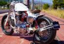 Una Harley para luchar contra el cáncer infantil