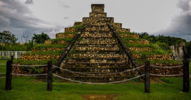 "La ""Pirámide de Aguada"""
