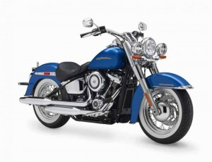softail deluxe 2018