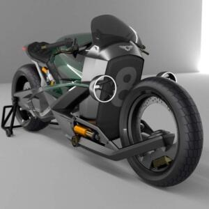 Bentley Voltage Racer