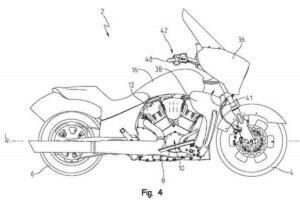 Indian patenta un chasis