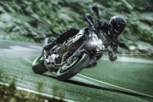 Kawasaki Z900, Vulcan S y Ninja 1000 SX 2021: nuevos colores