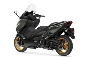 Patente Yamaha TMAX triciclo